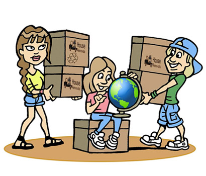 Expatriate Parents Pre-teens and Teens