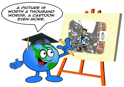 Leveraging The Power Of Cartoons